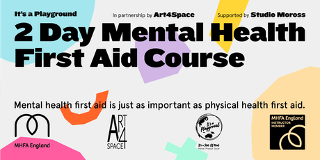Mental Health Two Day First Aid Course tickets