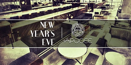 New Year'e Eve Chicago at Apogee tickets