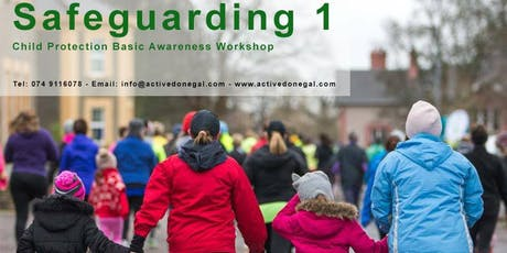 Safeguarding 1 - Basic Awareness tickets
