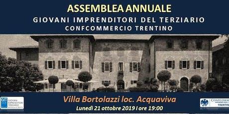 Assemblea annuale GIT biglietti