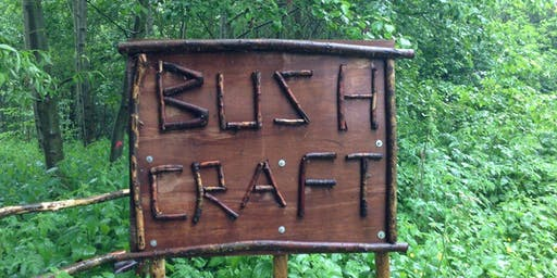 Postgraduate Researcher Bushcraft Day