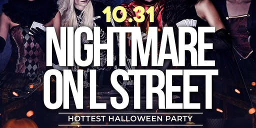 Nightmare On L St. Halloween Party