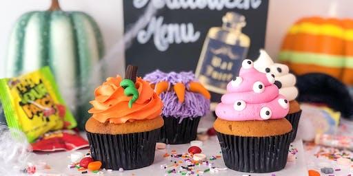 Bunnie Cakes Halloween Workshop