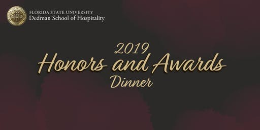Dedman 2019 Honors & Awards Dinner