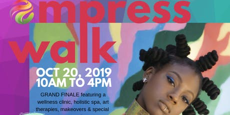The Empress Walk Healing Arts Festival at Artscape Weston Common tickets