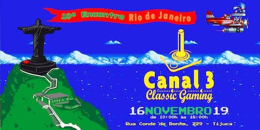10º Encontro do Canal-3 RJ