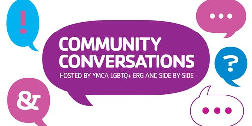 Shady Grove YMCA Community Conversations: Supporting and Understanding Youth in the LGBTQ+ Community