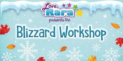 Blizzard workshop