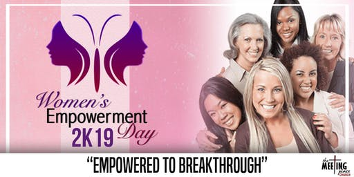 Women's Empowerment Day 2k19