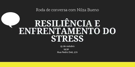 Resiliência e enfrentamento do stress ingressos