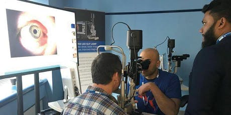 HS-UK Premier Slit Lamp Imaging Course   tickets