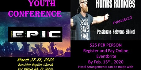 EPIC Youth Conference  tickets