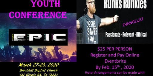 EPIC Youth Conference