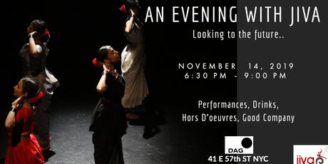 An Evening With Jiva tickets