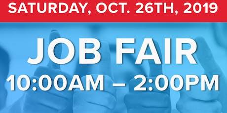 Job Fair! tickets