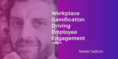 Workplace Gamification Driving Employee Engagement