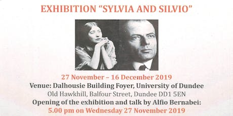 "Exhibition ""Sylvia and Silvio"" tickets"