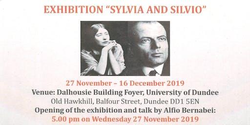 "Exhibition ""Sylvia and Silvio"""