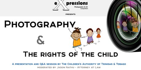 Photography & The Rights of the Child - #PhotoGuildTT tickets
