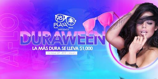 Playa 98.1 PRESENTS A-LO-DURA-WEEN