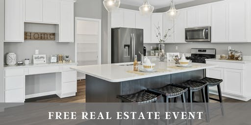 The Real Estate Solution | FREE Lunch with Rick and Tracy Ellis