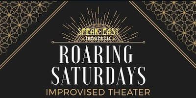Roaring Saturdays:  Improvised Theater With The Brothers Q and The Spoken