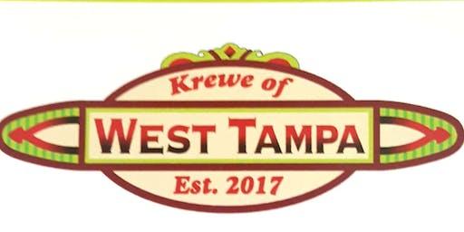 KREWE OF WEST TAMPA INC. CORONATION BALL