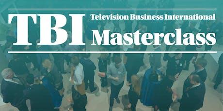 TBI Masterclass 2019 tickets