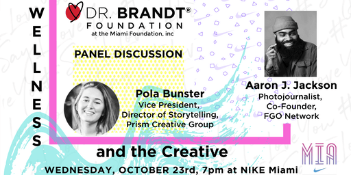 Wellness & the Creative: A Dr. Brandt Foundation Mental Health Talk at NIKE