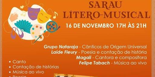 Sarau Lítero Musical