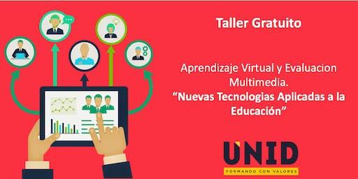 Taller sobre Aprendizaje Virtual y Evaluacion Multimedia.