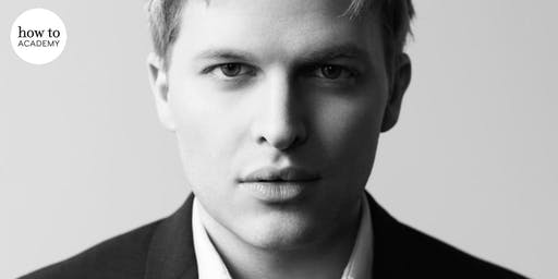 Ronan Farrow on Power, Abuse and Corruption