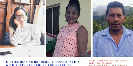 Justice Beyond Borders Panel Discussion tickets