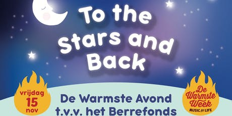 To the stars and back tickets