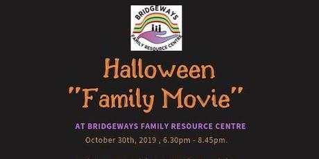 Halloween Family Movie tickets