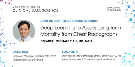 Deep Learning to Assess Long-term Mortality from Chest Radiographs tickets