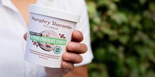 Free Ice Cream: Almond Chocolate Crunch Launch Party!