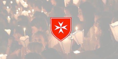 Order of Malta Carol Service and Reception tickets
