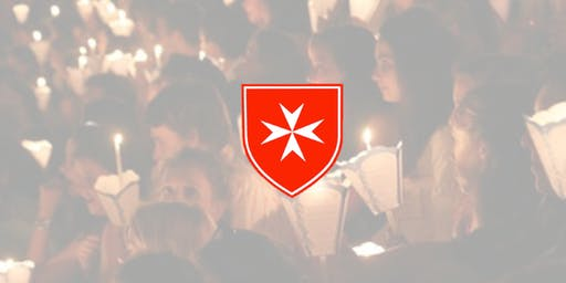 Order of Malta Carol Service and Reception