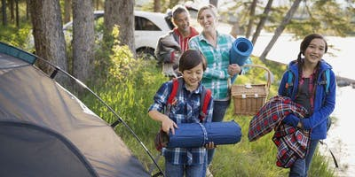 LASOAR's 4th Annual Family Camp Out