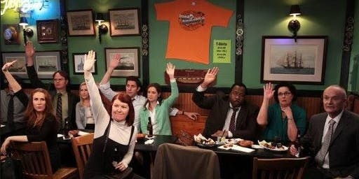 The Office Trivia at Guac y Margys