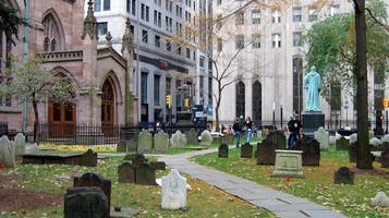 The Ghosts of Lower Manhattan Tour