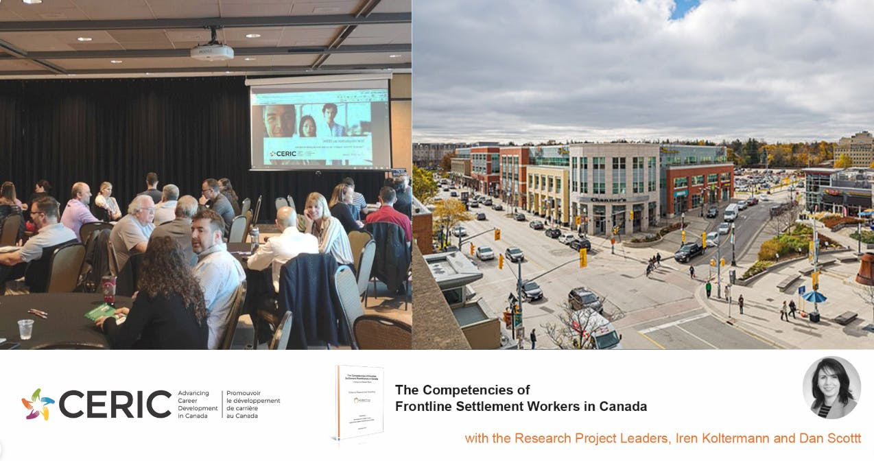 CERIC Roadshow – The Competencies of Frontline Settlement Counsellors in Canada in Waterloo on November 19, 2019 (Free Event)