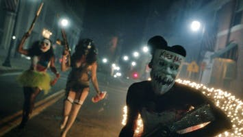 """""""The Purge"""" Halloween Party"""