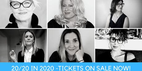 20/20 in 2020 by Empowered Tribe Collective tickets