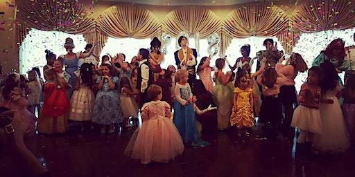 3rd Annual Cinderella's New Year's Masquerade Ball
