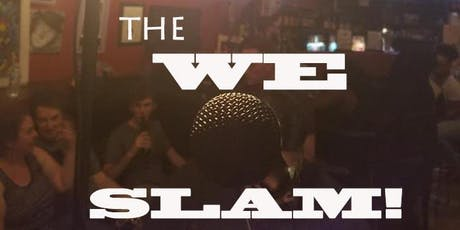 the WE SLAM!  (FINALS) tickets