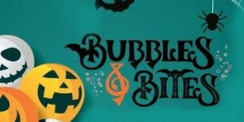 It's the Immanuel Shelter Bubbles and Bites Halloween Bingo!!!