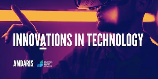 Innovations in Technology Part V