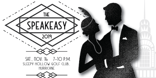The Speakeasy 2019 - A PACE Foundation fundraiser